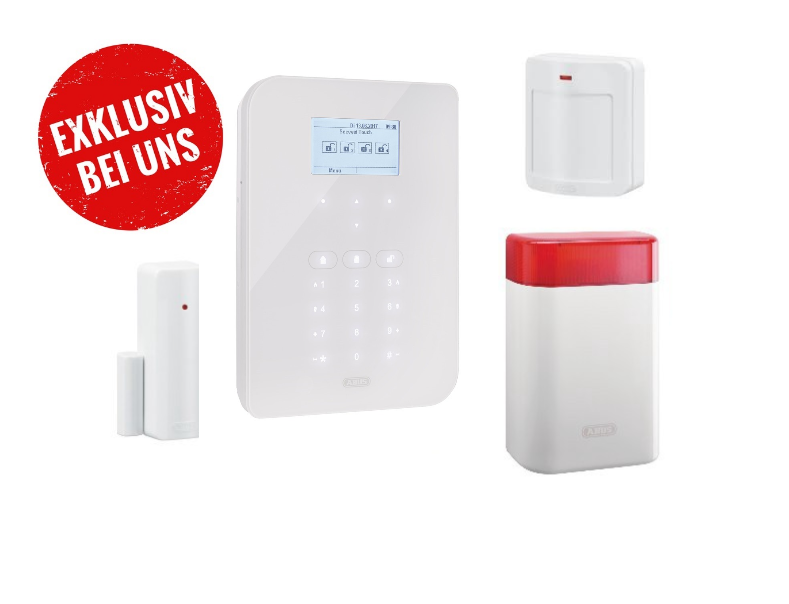 Unser ABUS Alarmanlage Secvest Touch Angebot
